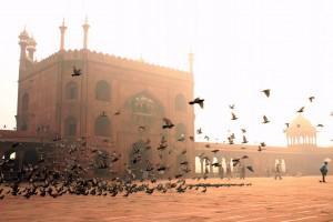 Jama Masjid, India