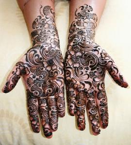 Mehndi Hands