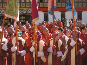 People of Bhutan.