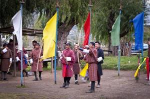 Archery in Bhutan