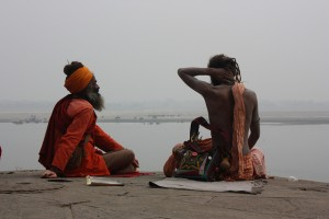 Varanasi, India, where Sandy Stork traveled in 2009 with Sodha Travel. Photo courtesy of Arian Zwegers.