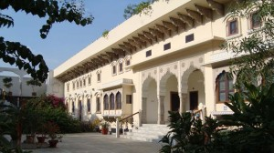 Exterior of Main House, Dera Mandawa