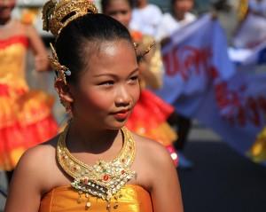 Town parade, Phuket. Photo courtesy of Binder.donedat/Flickr