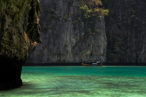 Ko Phi Phi Leh, Thailand. Photo courtesy of Roberto Faccenda/Flickr