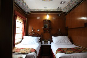 Twin Room - Palace on Wheels