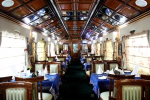 Restaurant - Palace on Wheels