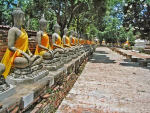 Ayutthaya. Photo: Ross Bowling.