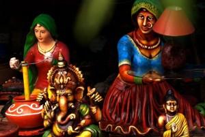 Handicrafts at Shilparamam