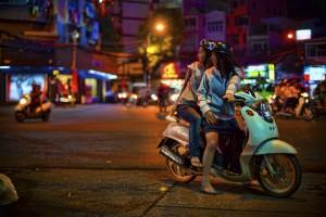 Motorbikes in Saigon. Photo courtesy of  Justin Jensen/Flickr.