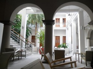 Villa Shanti in Pondicherry, India