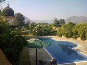 Kushalgarh Resort in Sariska, India