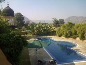 Kushalgarh Resort in Sariska, India
