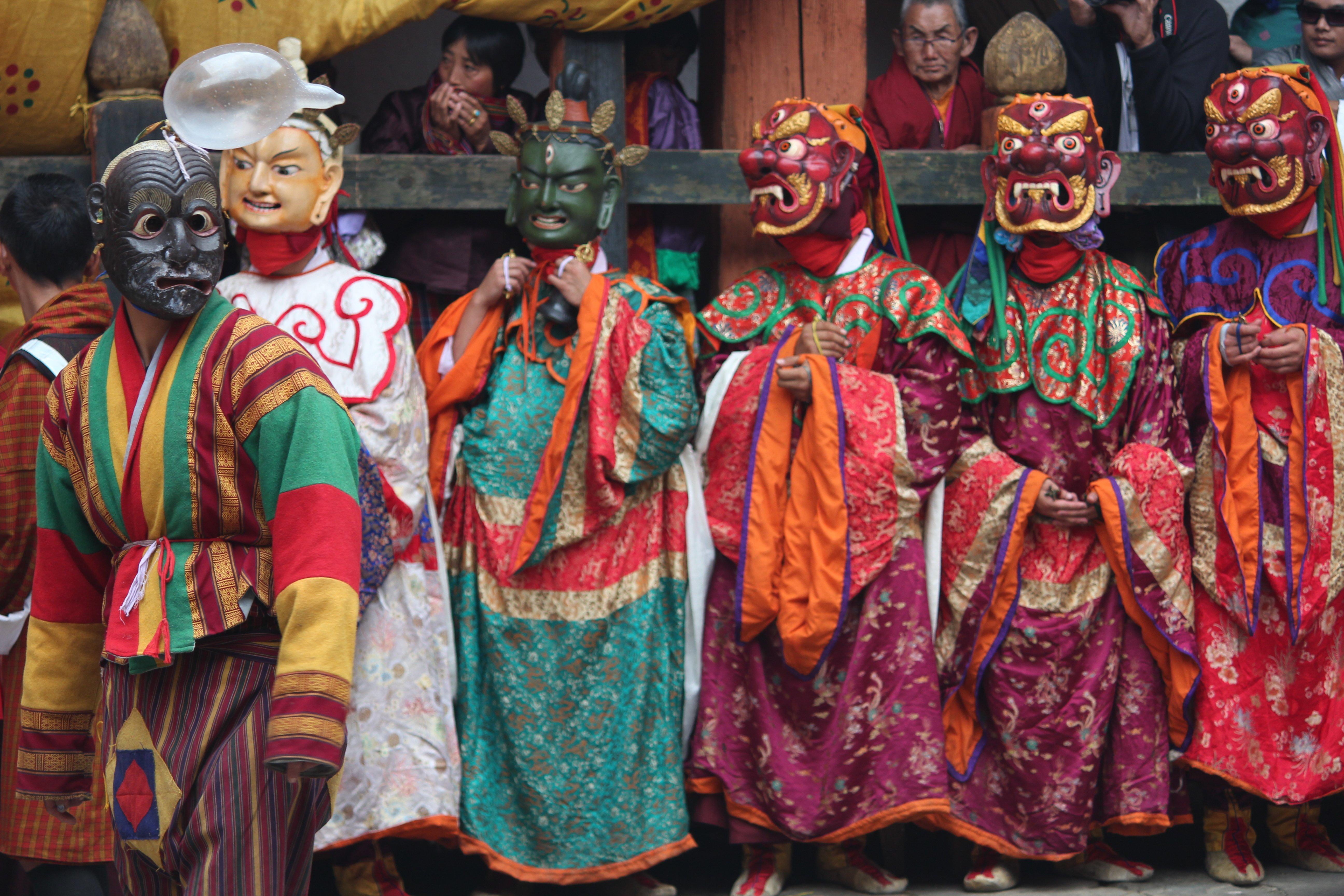 Bhutan spirits