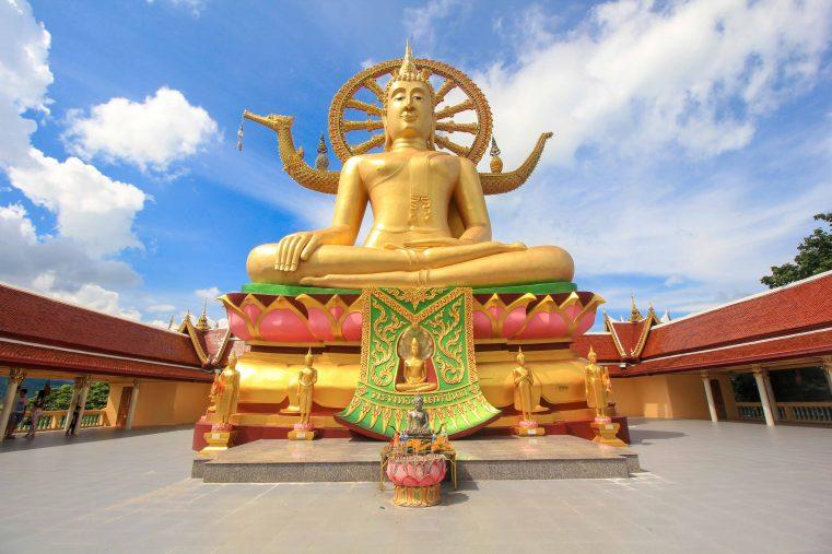 Big Buddha Temple - Koh Samui