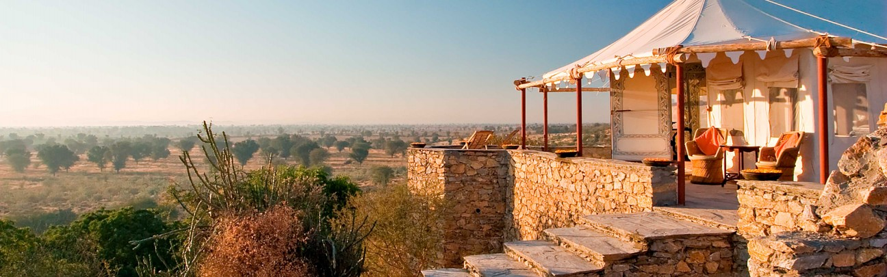 Chhatra Sagar Luxury Tent