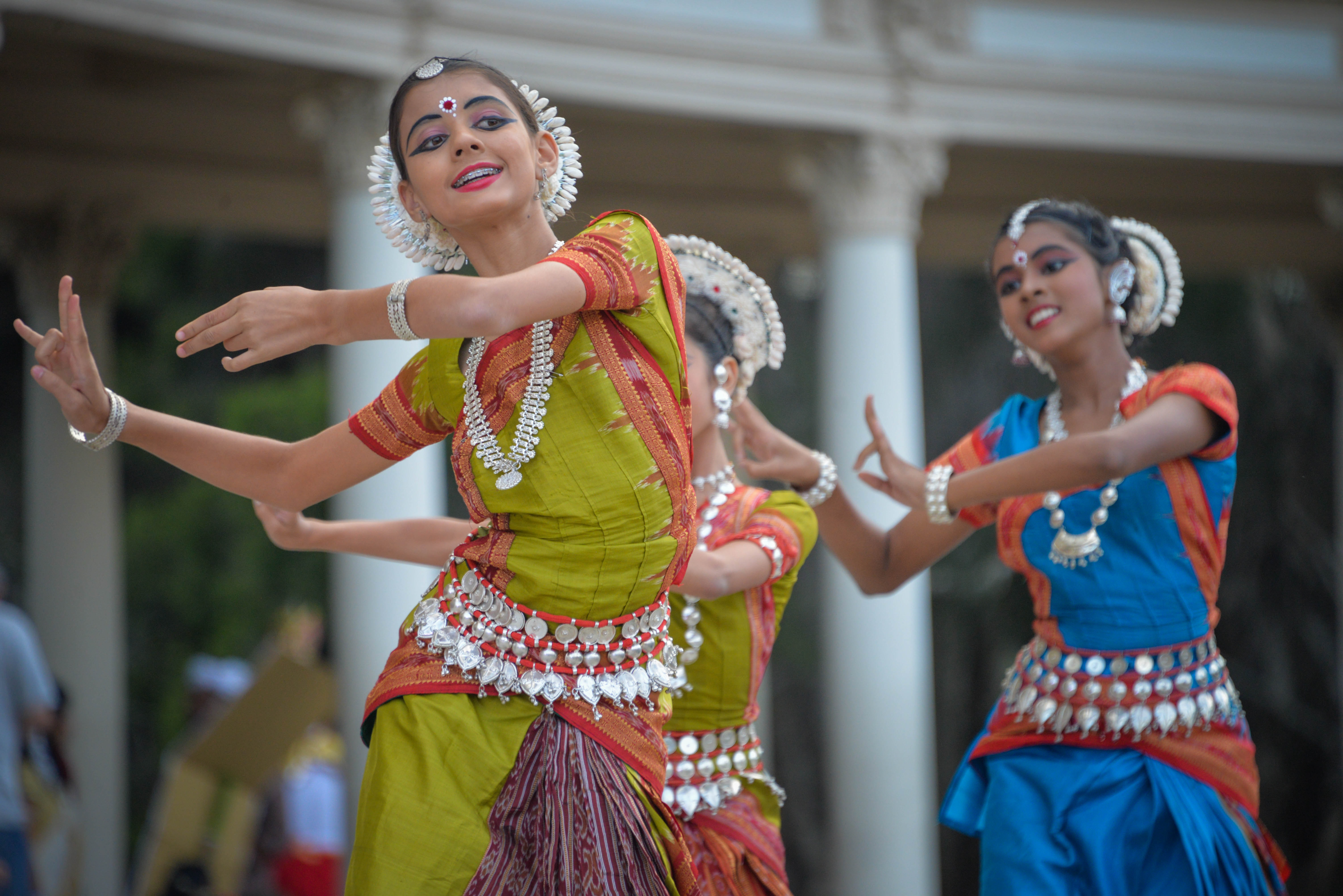 Classical South Indian Dance