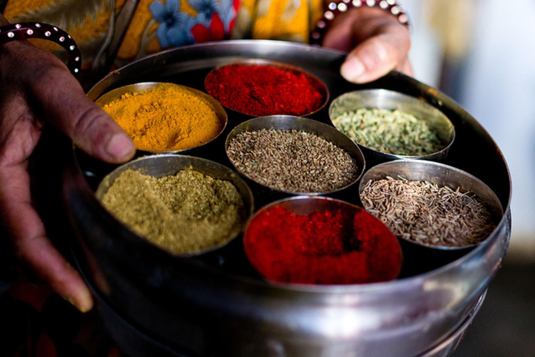 Delhi Cooking Class-1