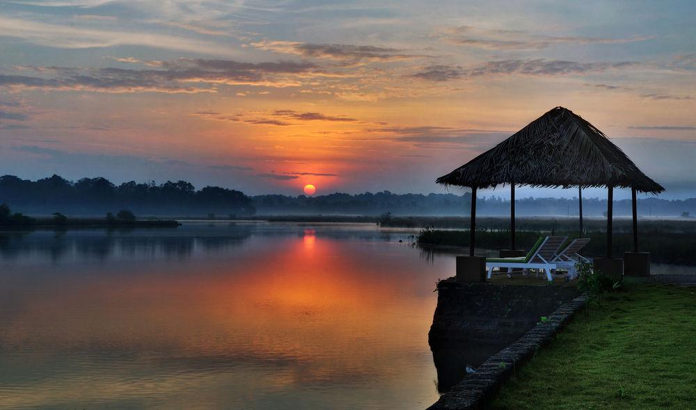 A view from Divar Island, Goa