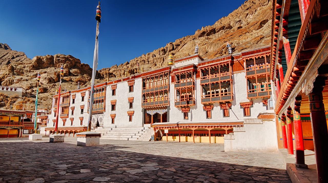 Hemis Monastery-Ladakh-Sodha Travel