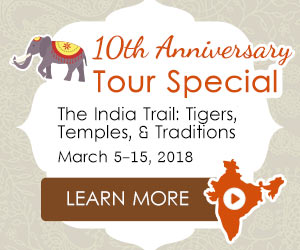 10th Anniversary Tour: The India Trail