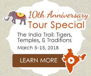 10th Anniversary Tour: The India Trail