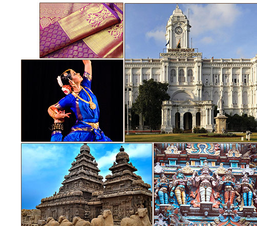Tour the temples of Tamil Nadu