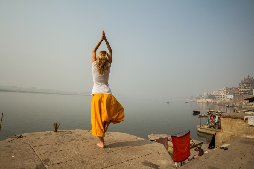 Yoga Ganges