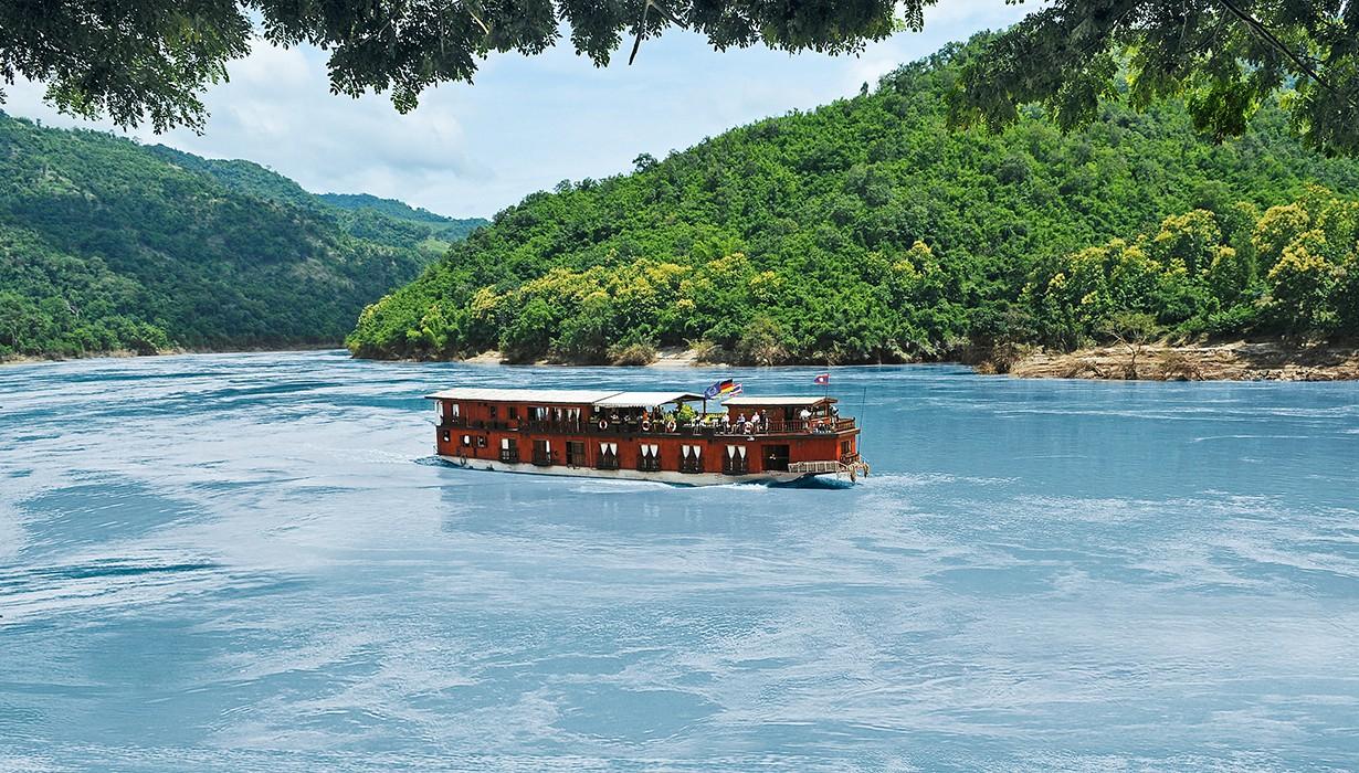 Mekong River - Sodha-Travel