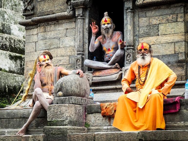 Pashupatinath Temple - Kathmandu