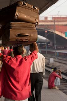Overpacking is just one common mistake that travelers make in India.