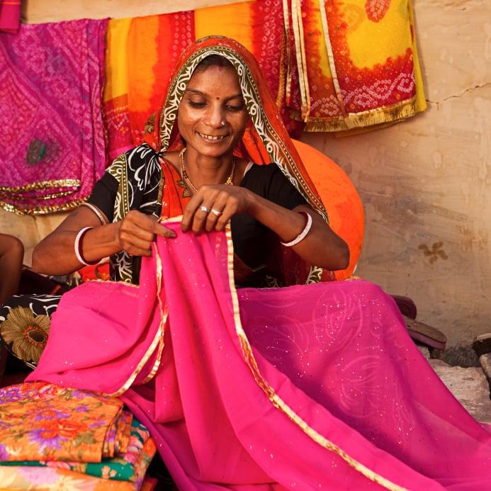 Rajasthan Woman-2