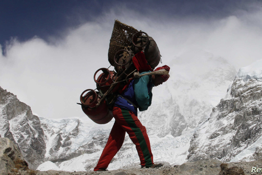 Sherpas lead a utilitarian life-Sodha Travel