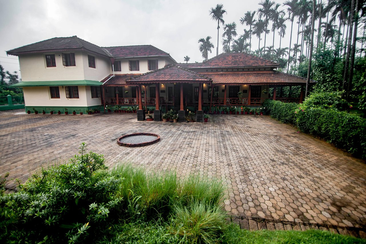 Exterior of Siddhanta Manor