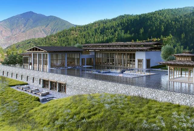 Six Senses, Thimphu, Bhutan