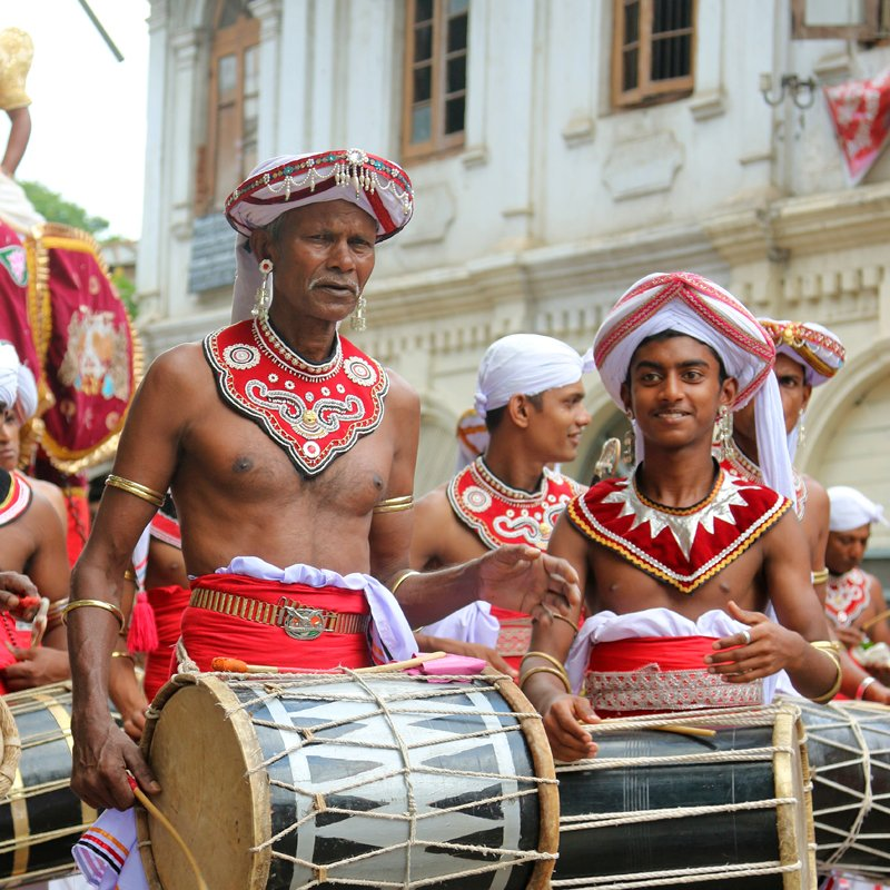 Sri Lanka Drums