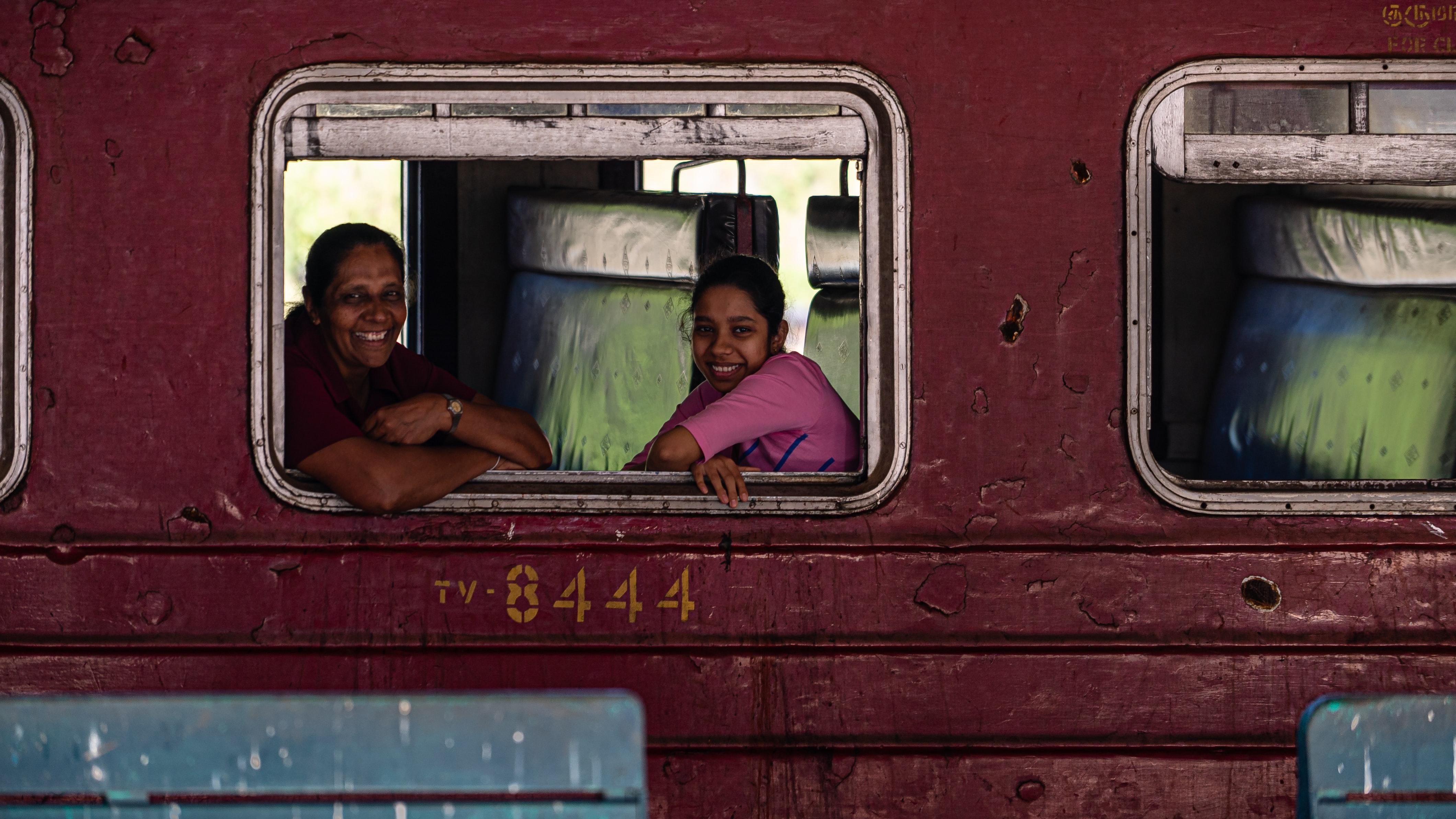 Sri Lanka Train Kandy