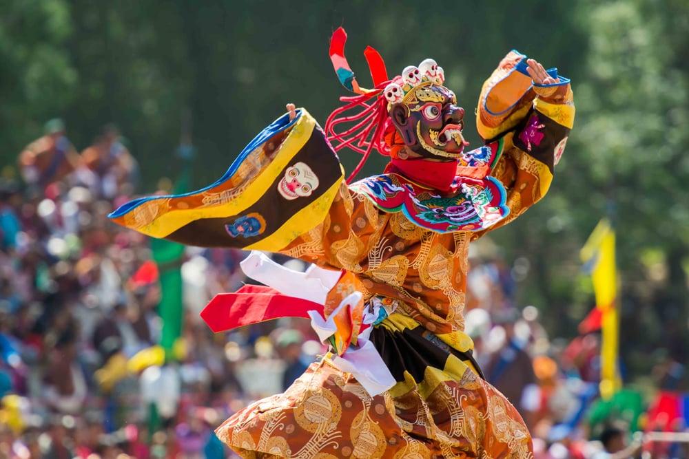 Wangdue Phodrang Tshechu Festival