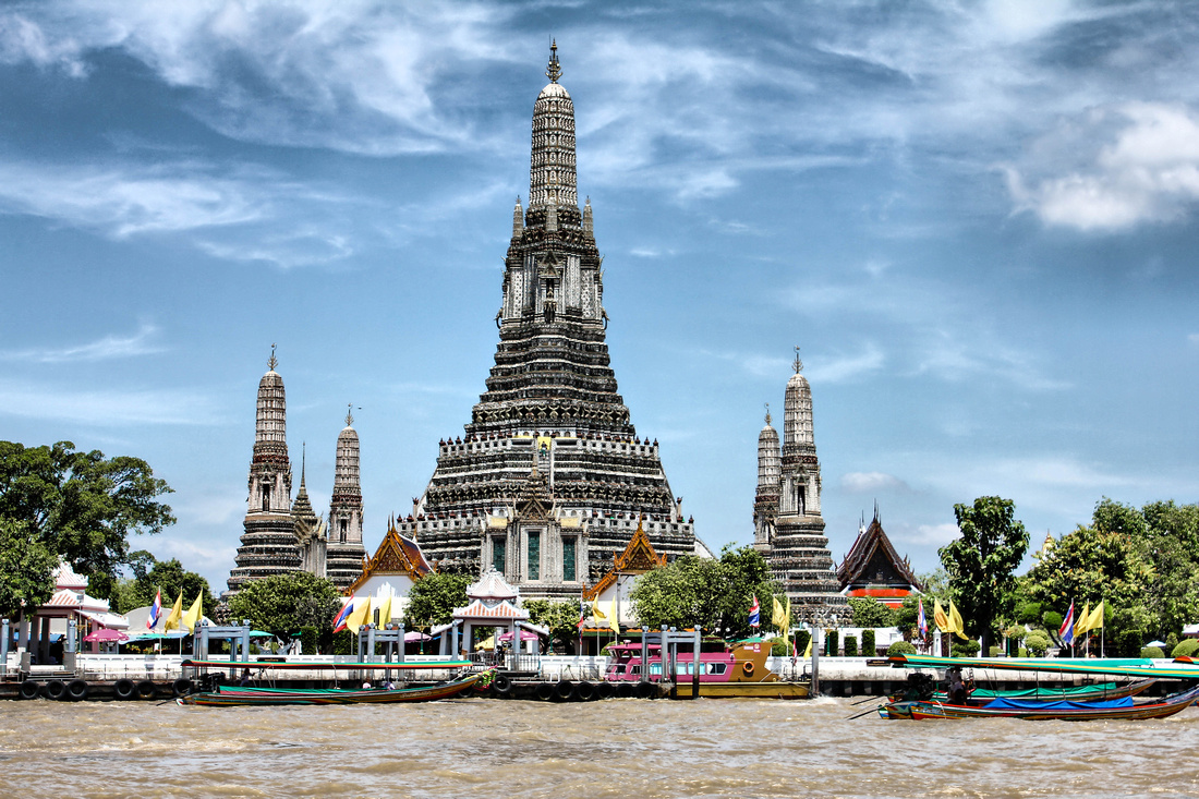 Wat Arun - Sodha Travel