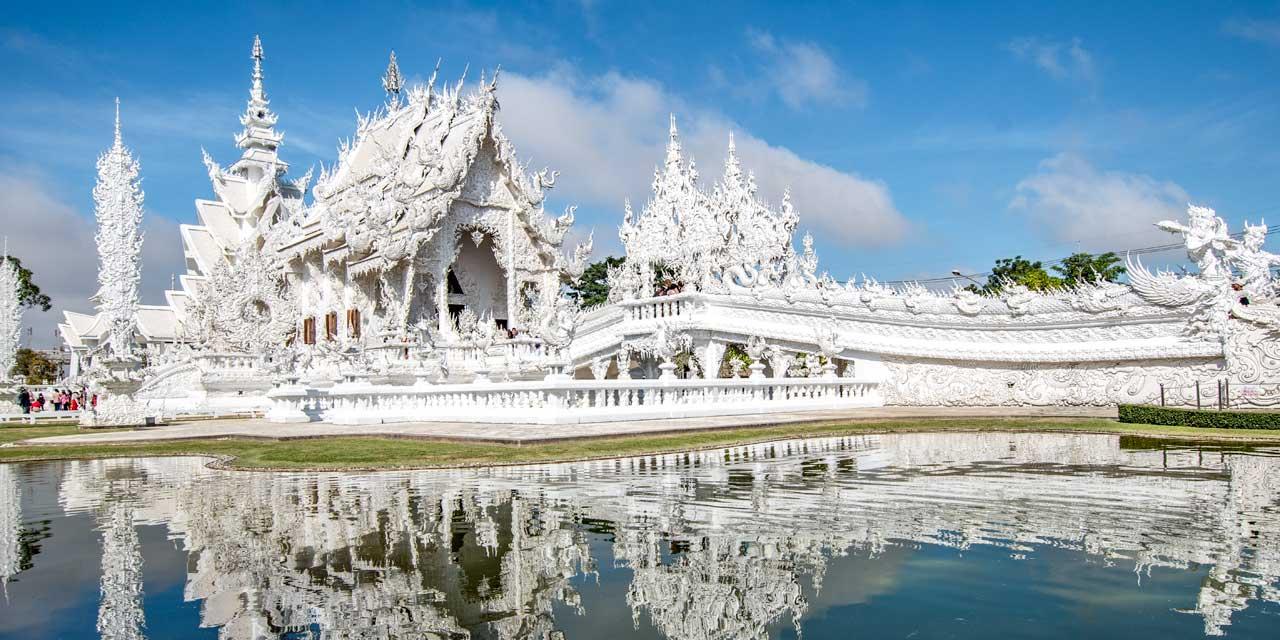 Wat Rong Khun - Sodha-Travel