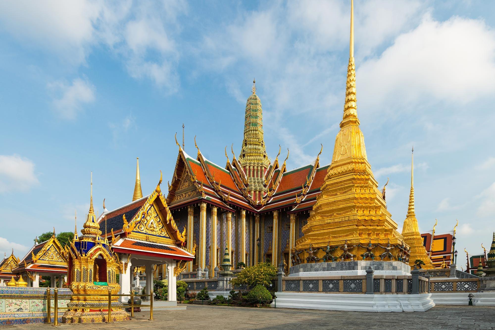 Grand Palace - Bangkok - Sodha Travel