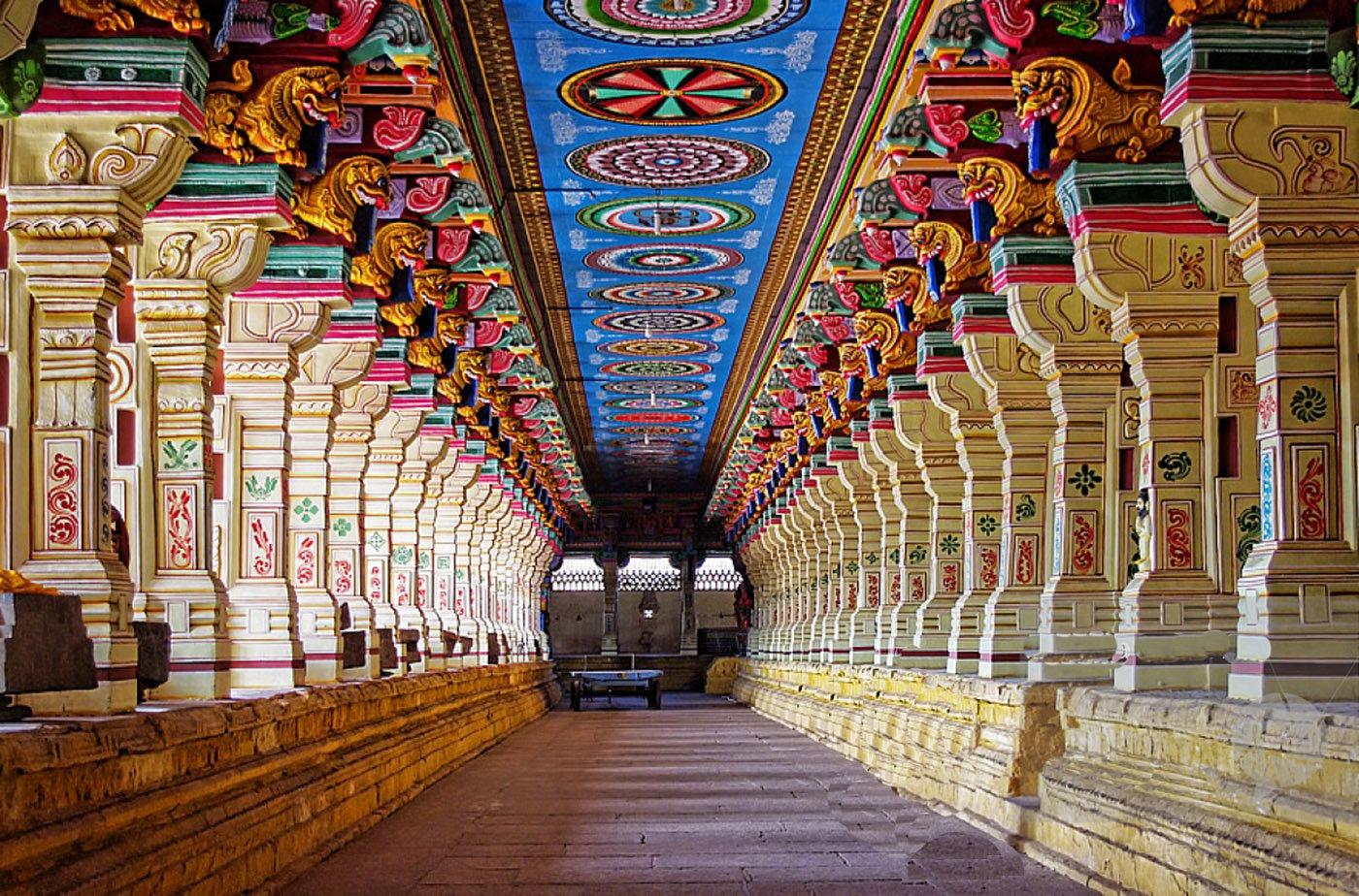 Rameswaram Temple-Sodha Travel