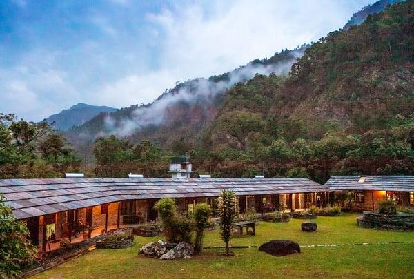 Sanctuary Lodge, Nepal