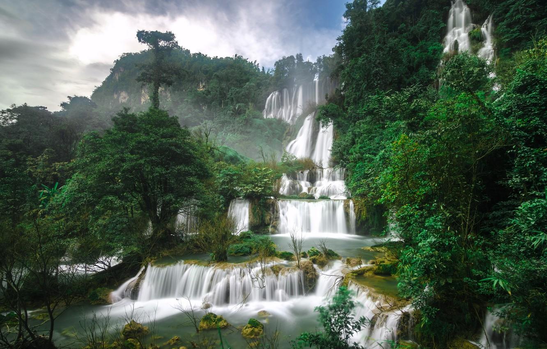 Thi Lo Su Waterfall - Thailand - Sodha-Travel