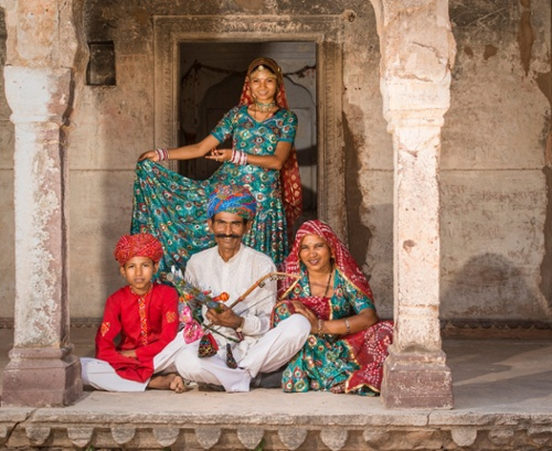 North India and Rajasthan: A Family Tour