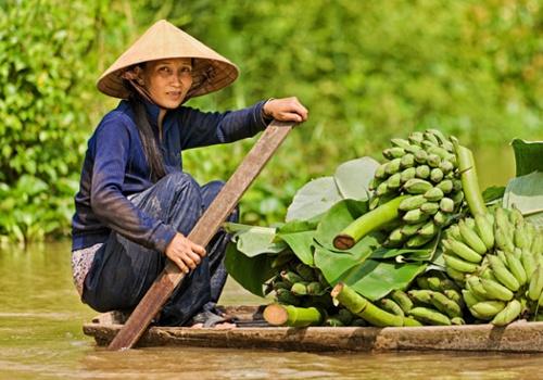Southern Vietnam + Mekong Delta