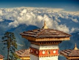 Trails of Bhutan