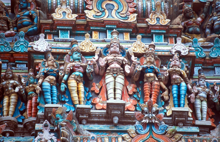 Meenakshi Temple - The India Explorer Tour