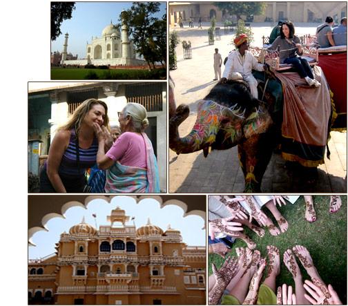 Sites of India
