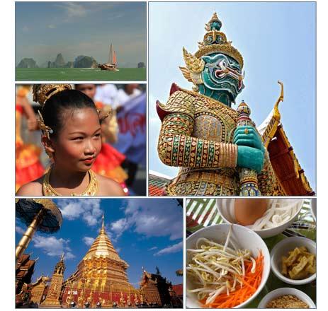 The Thailand Explorer