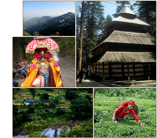 Walking Trails of Himachal
